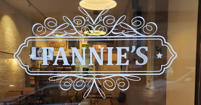 Fannie's restaurant