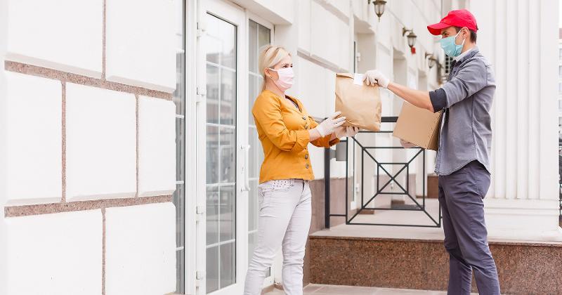 delivery, covid-19