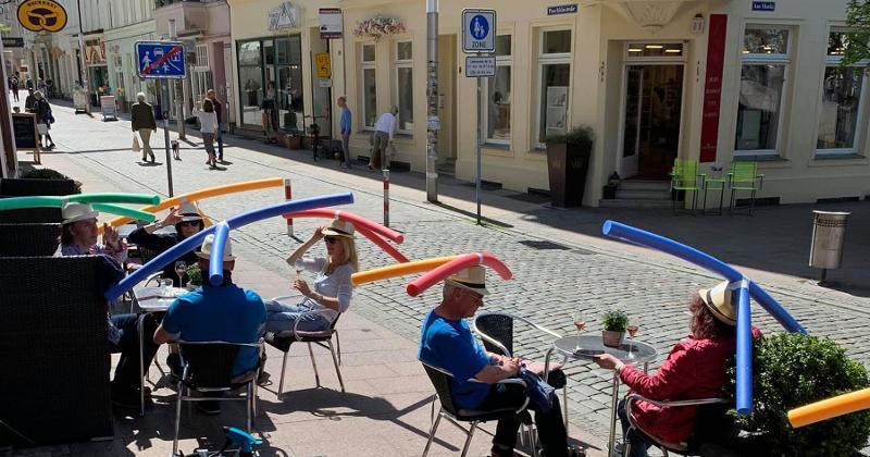 Cafe Rothe in Schwerin