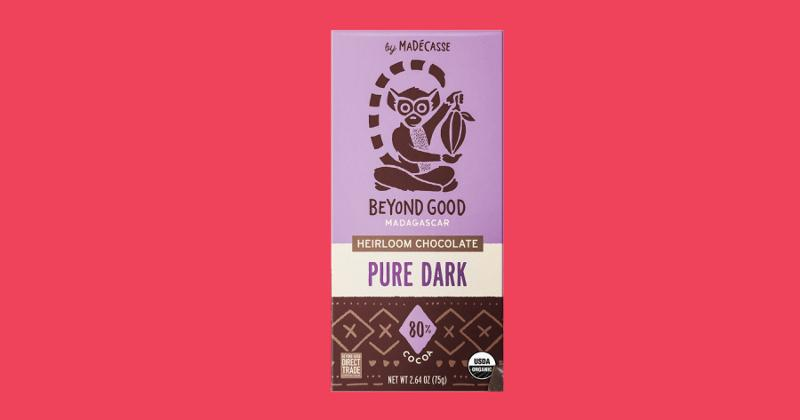 Beyond Good Heirloom Chocolate Bars