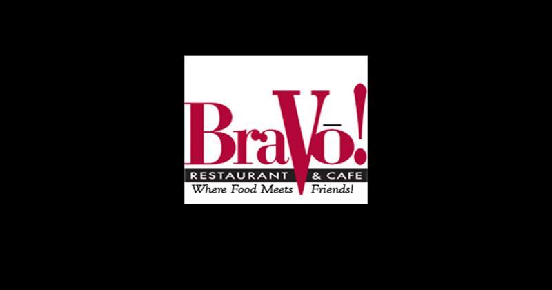 Bravo! Restaurant & Cafe logo