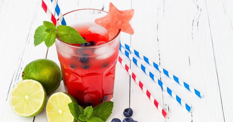 Memorial Day drink