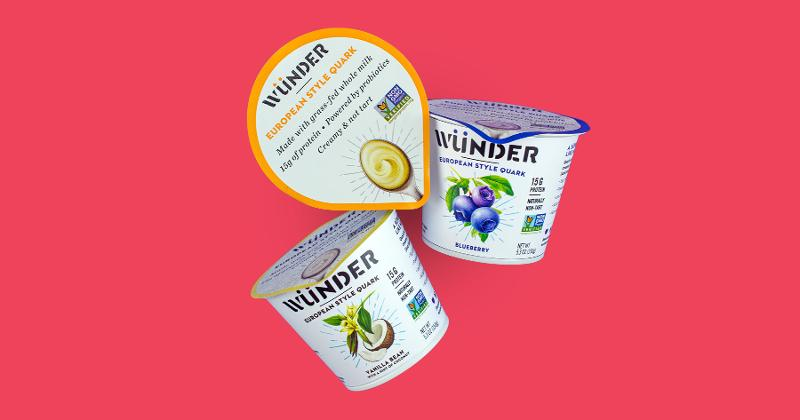 Wunder Quark Non-GMO Project Verified