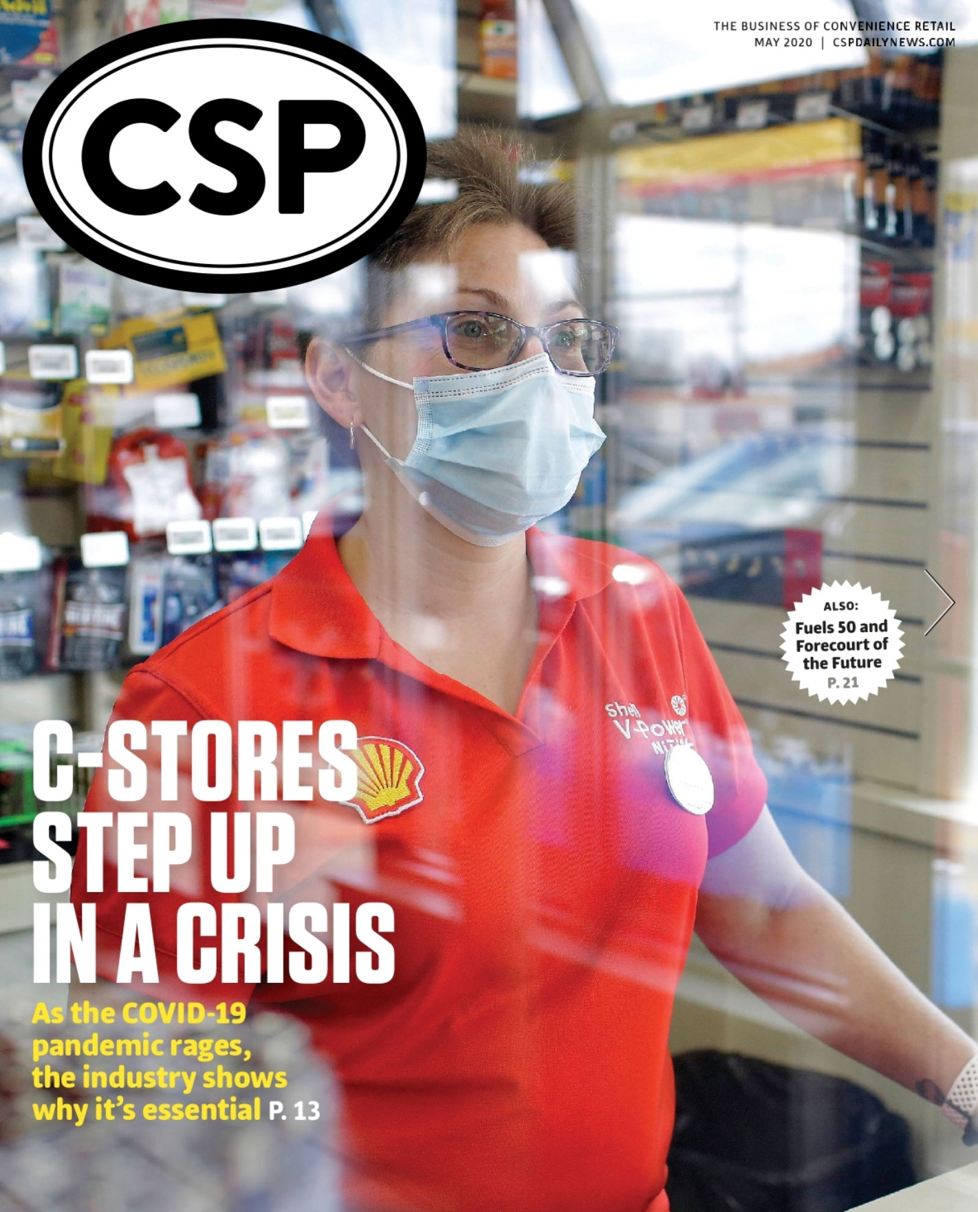 CSP Daily News Magazine C-Stores Step Up In Crisis | May 2020 Issue