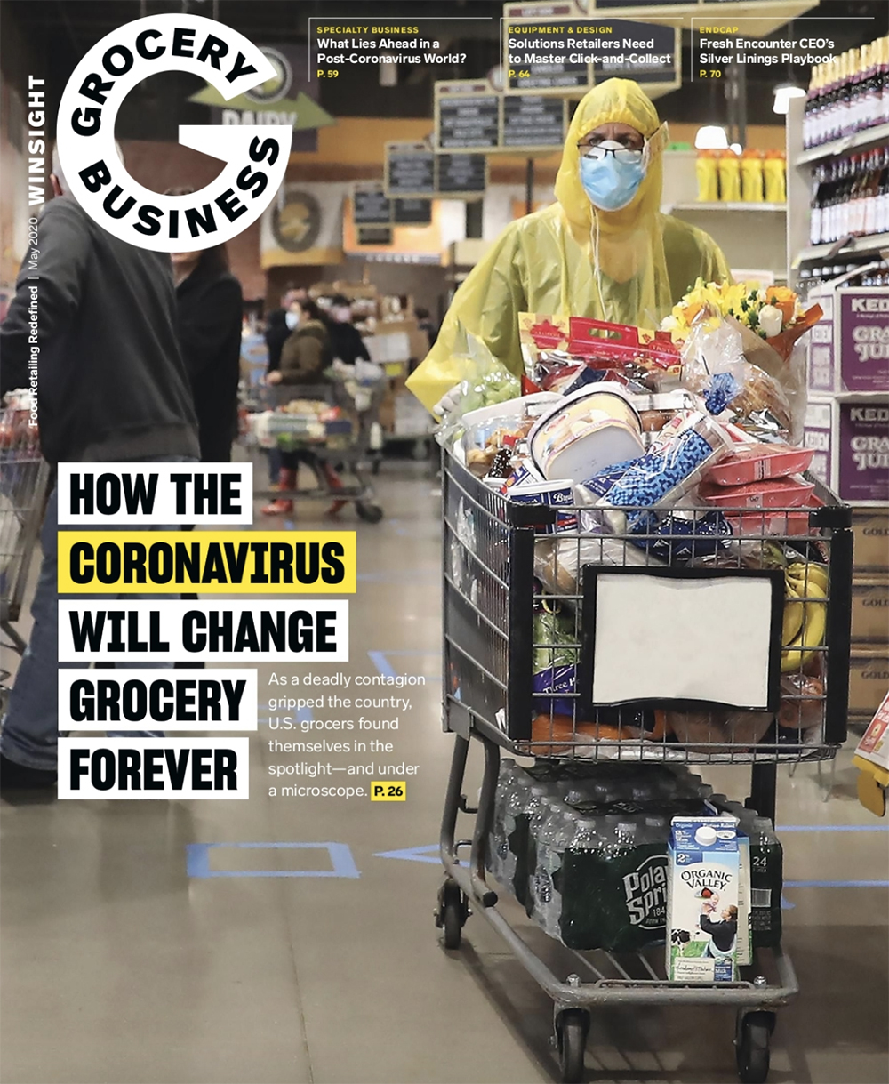 Winsight Grocery Business Magazine May 2020 Issue