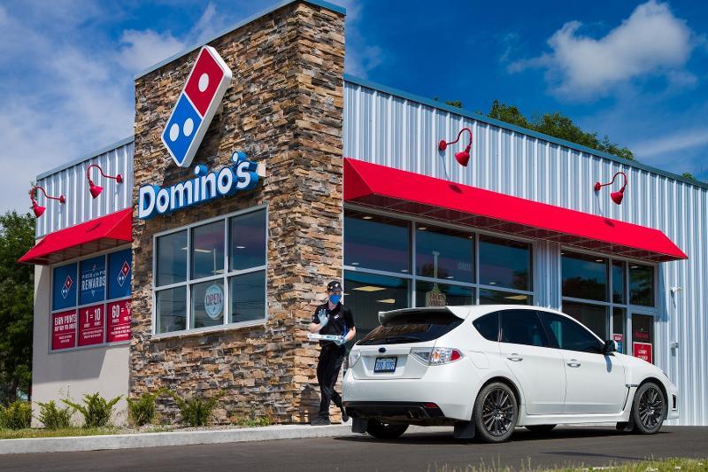 Domino's Pizza Carside