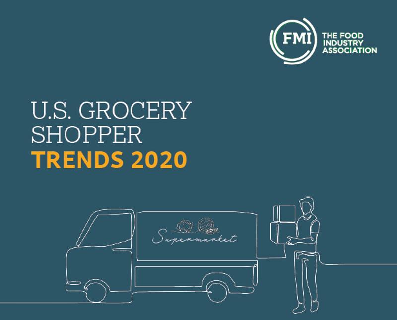 FMI Grocery Trends Report 2020