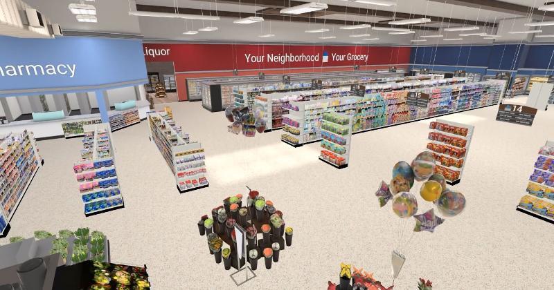 Nielsen smart shelf