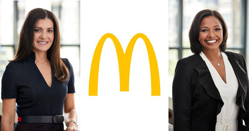 McDonald's executives