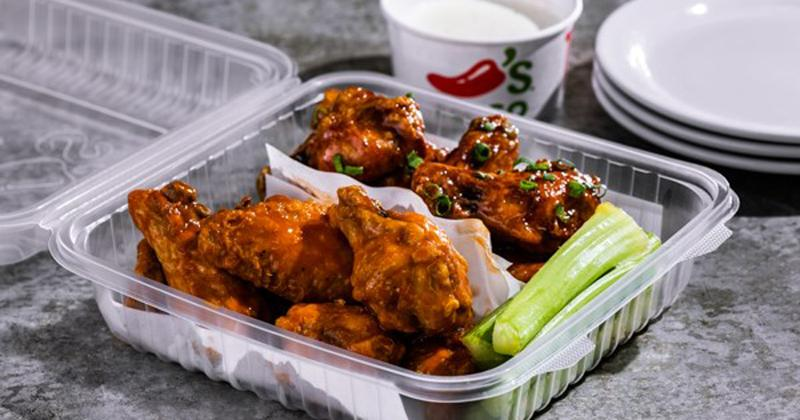 Chili's wings