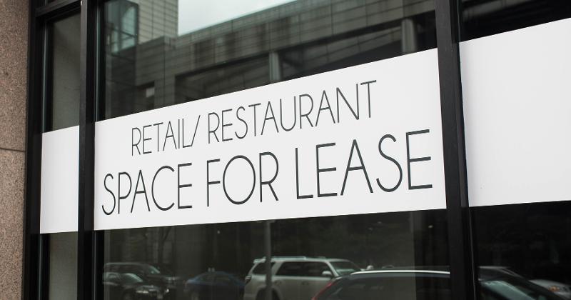 Restaurant rent