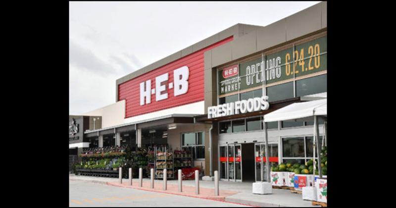 H-E-B Spring Green Market