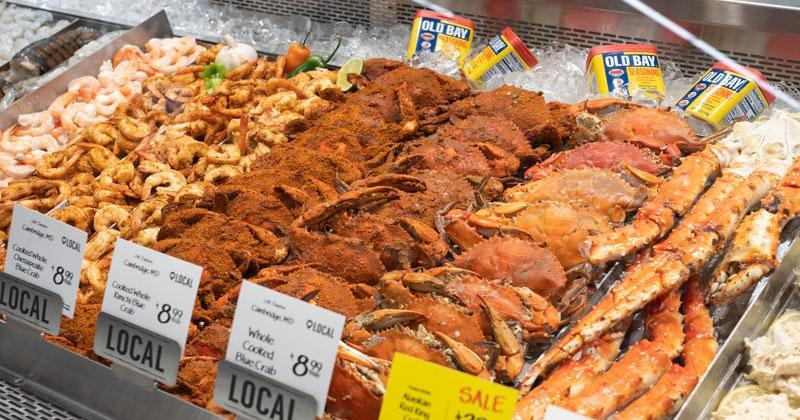 whole foods baltimore seafood