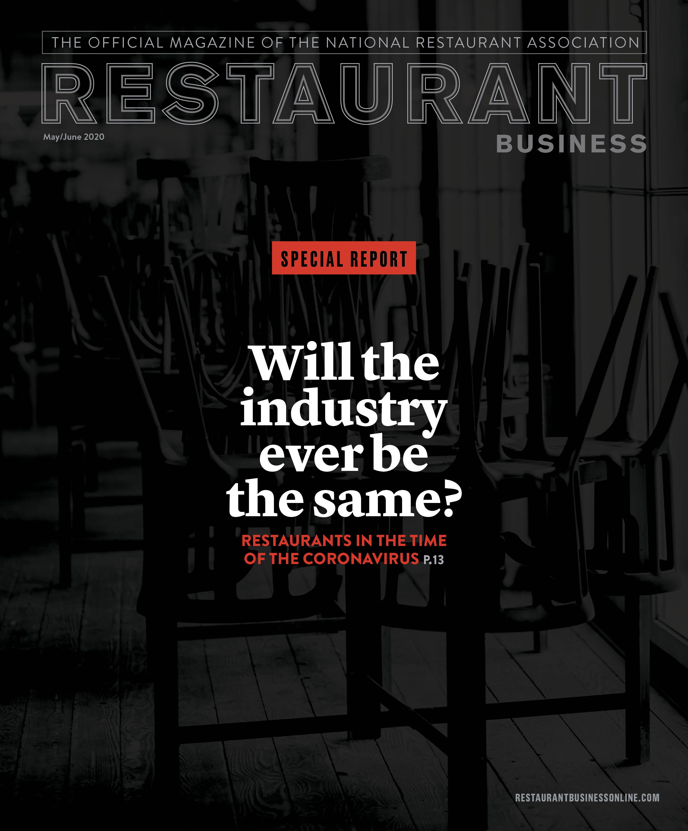 Restaurant Business Magazine May/June Issue