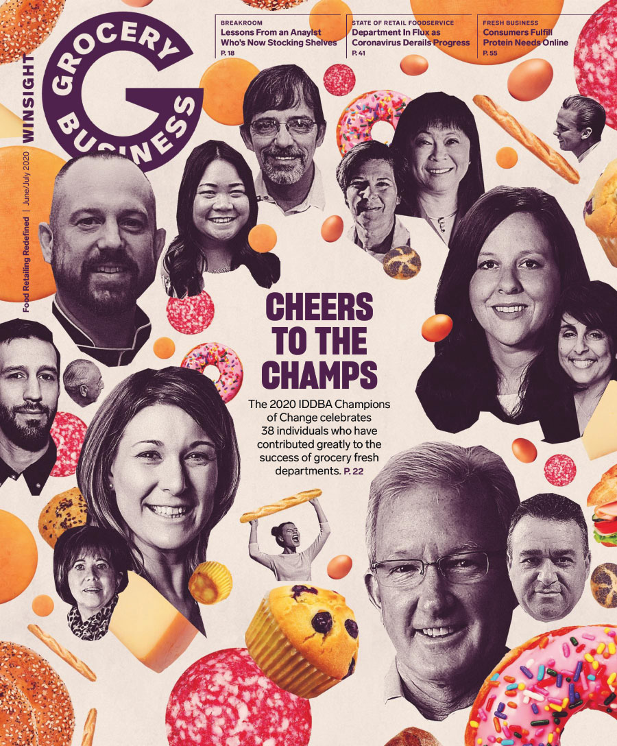 Winsight Grocery Business Magazine June/July 2020 Issue