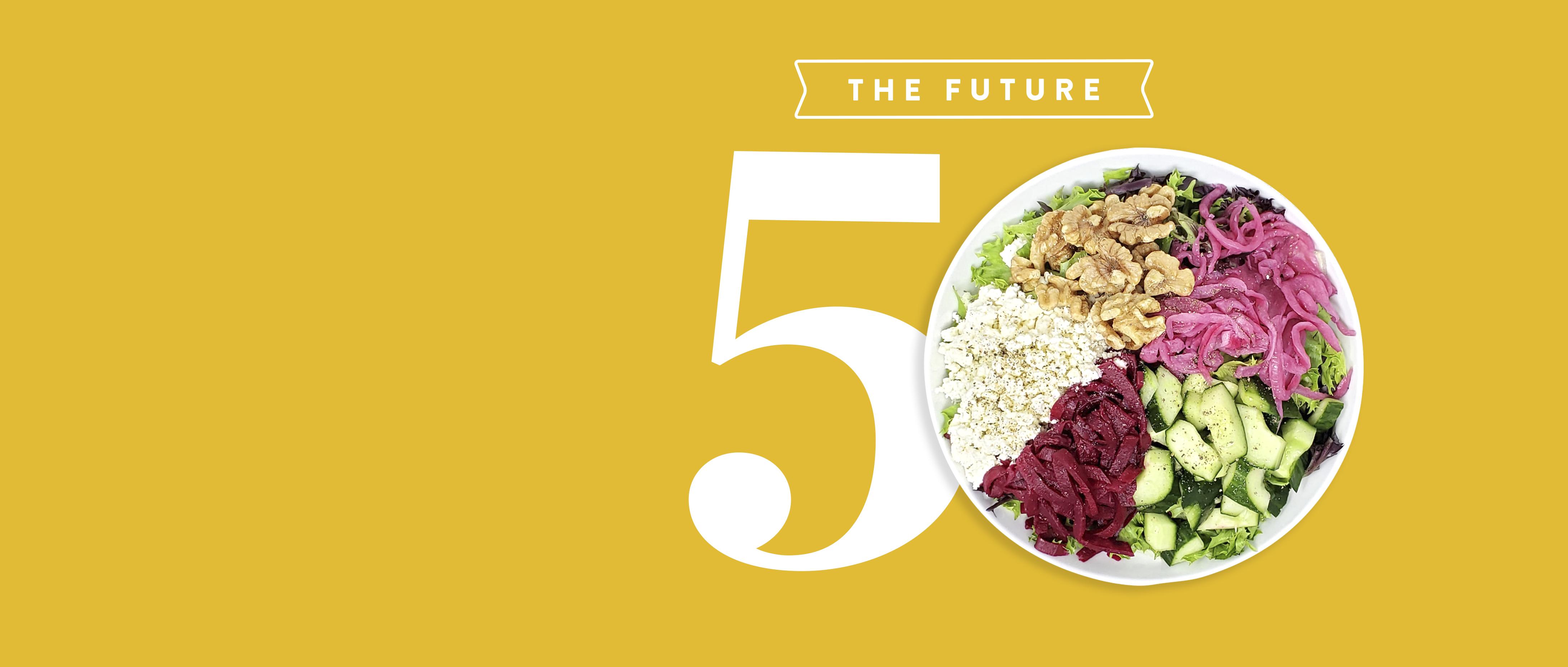 Future 50 (2020)
