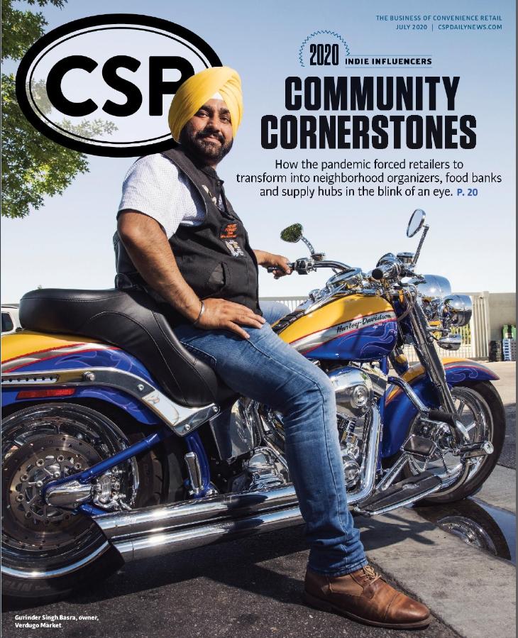CSP Daily News Magazine 2020 Indie Influencers: Community Cornerstones | July 2020 Issue