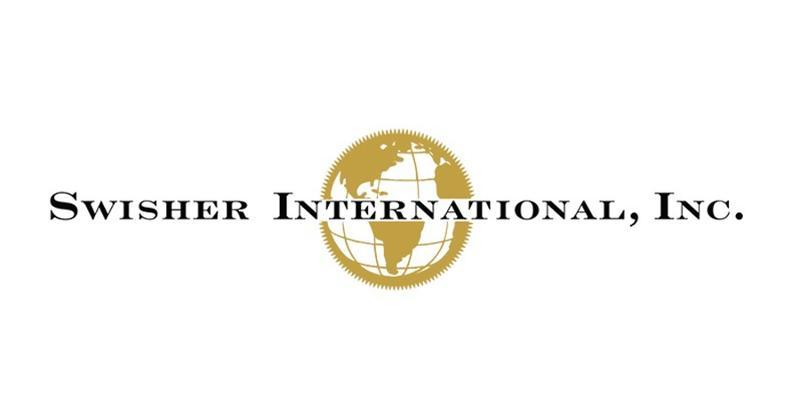 Swisher International logo