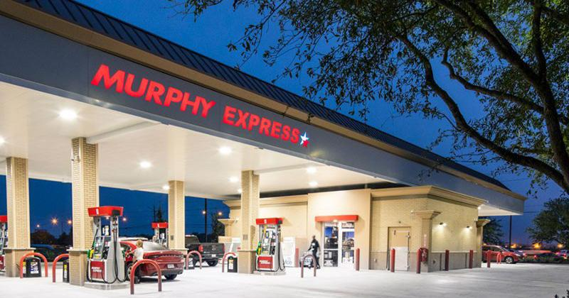 Murphy USA gas station