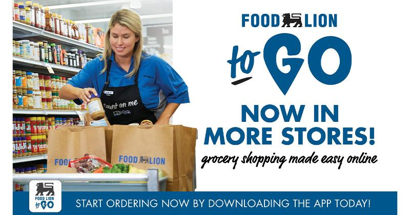 Food lion to-go expansion