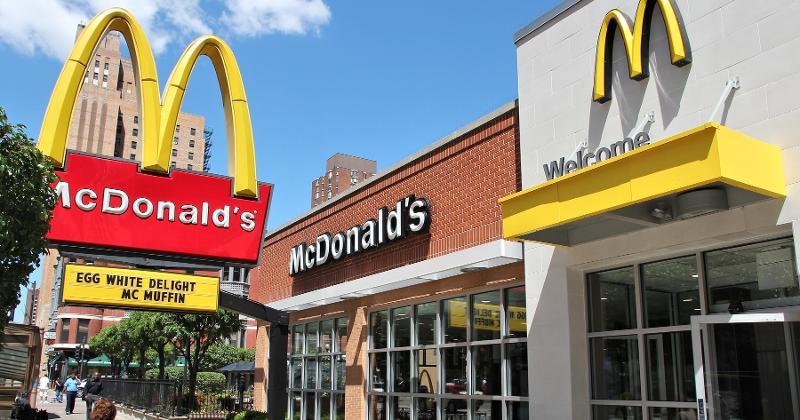 McDonald's earnings
