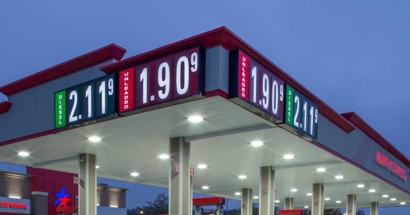 Murphy USA gas station