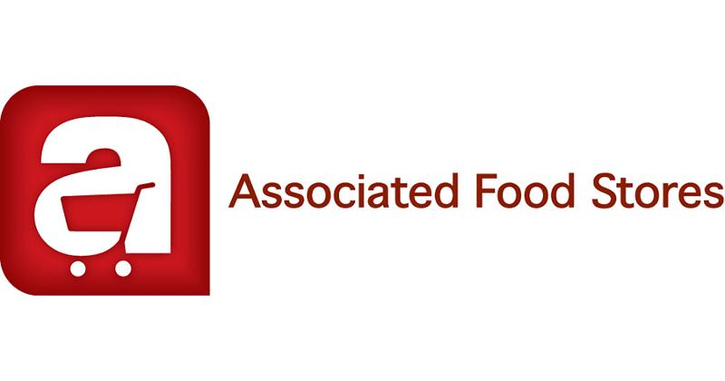 associated food stores logo