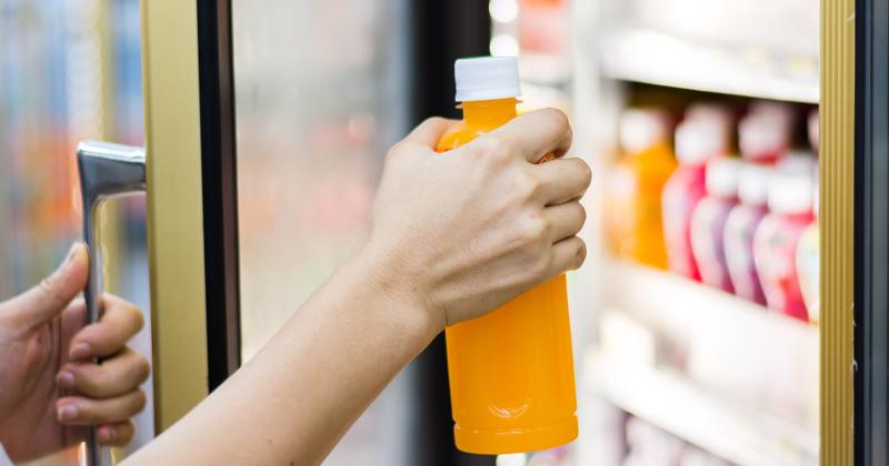 Bottled drink