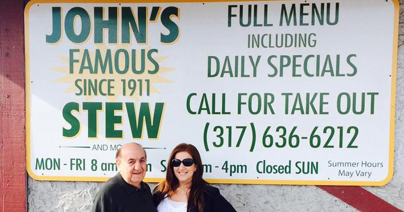 John's Famous Stew