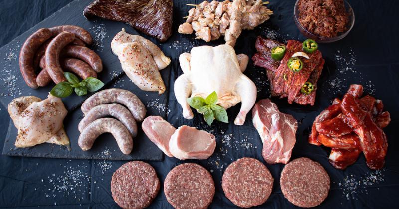 Tony's meat bundle