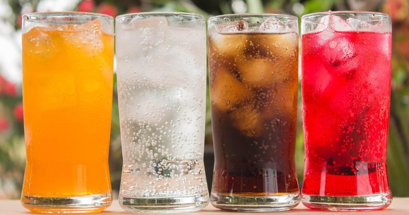 fizzy drinks