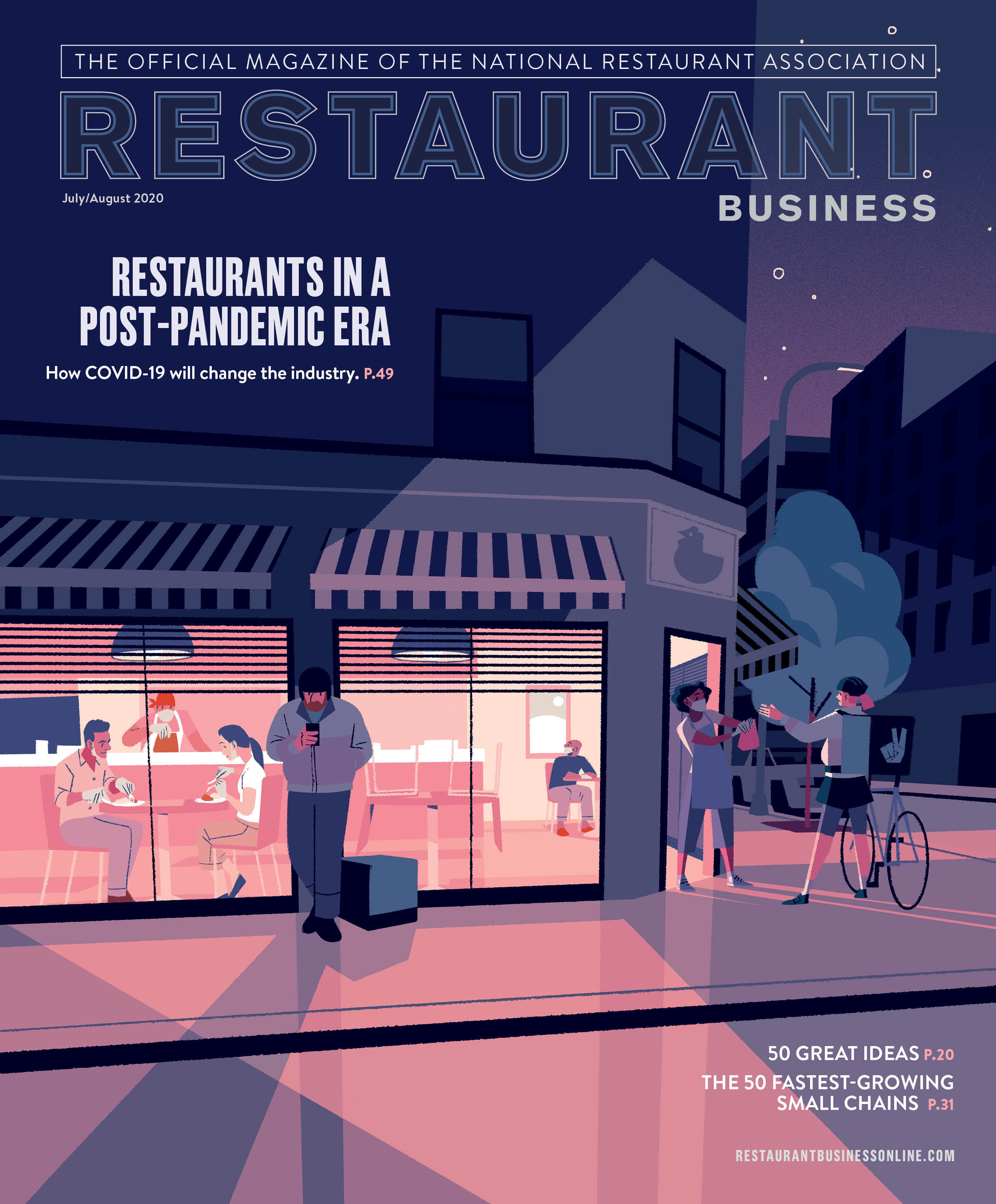 Restaurant Business Magazine July/August Issue