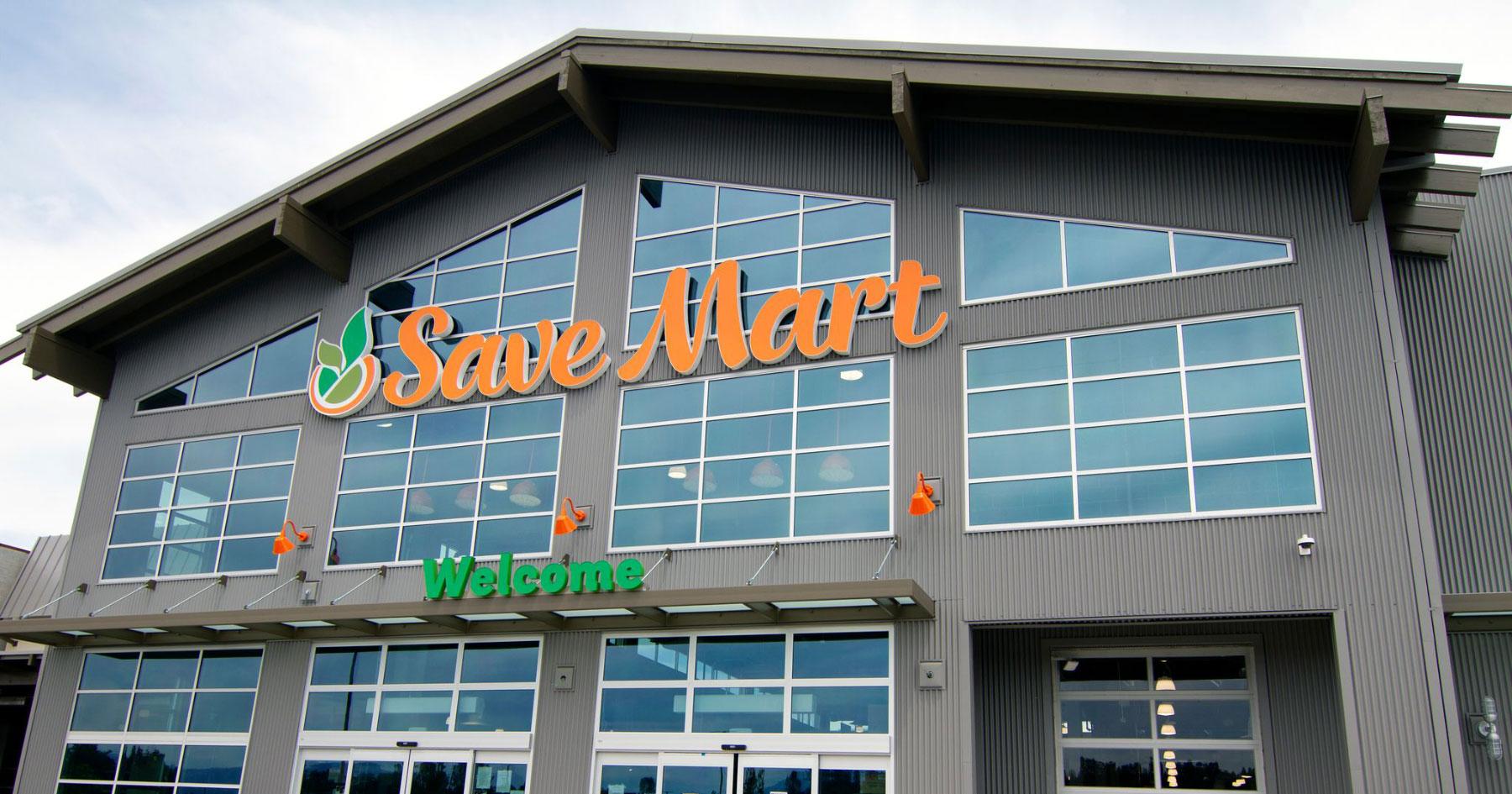 Save Mart Redding, Ca