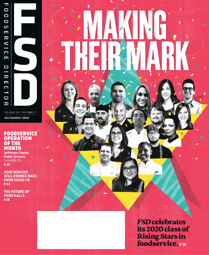 FoodService Director Magazine July/August 2020 Issue