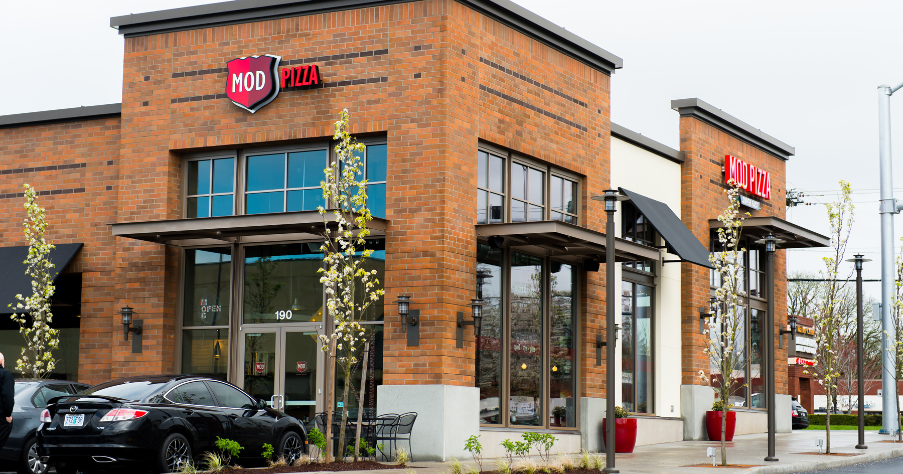 MOD Pizza buys 13 stores from a struggling franchisee