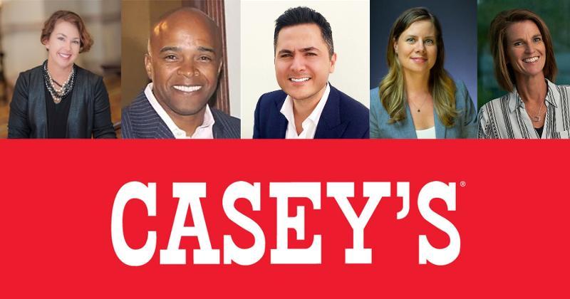 Casey's new hires