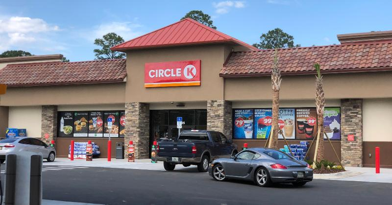 Circle K store front