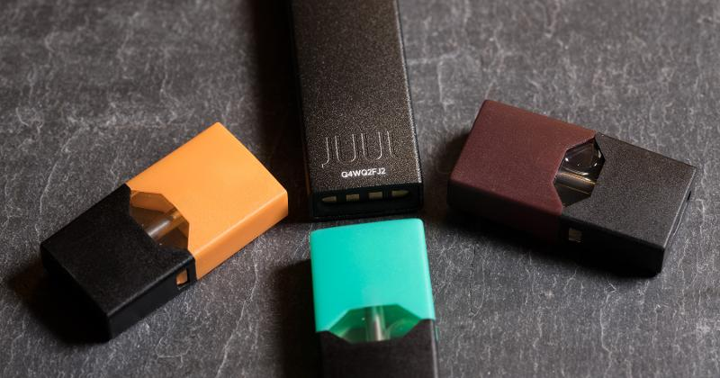 Juul, and Juul pods