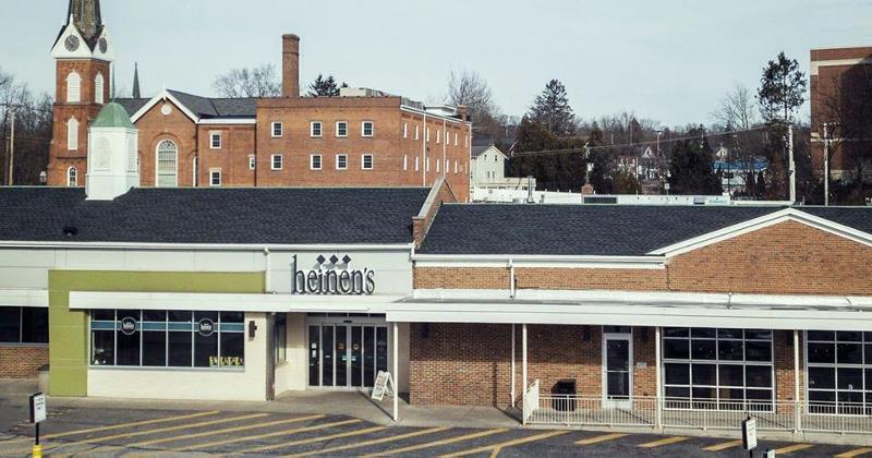 Heinens storefront