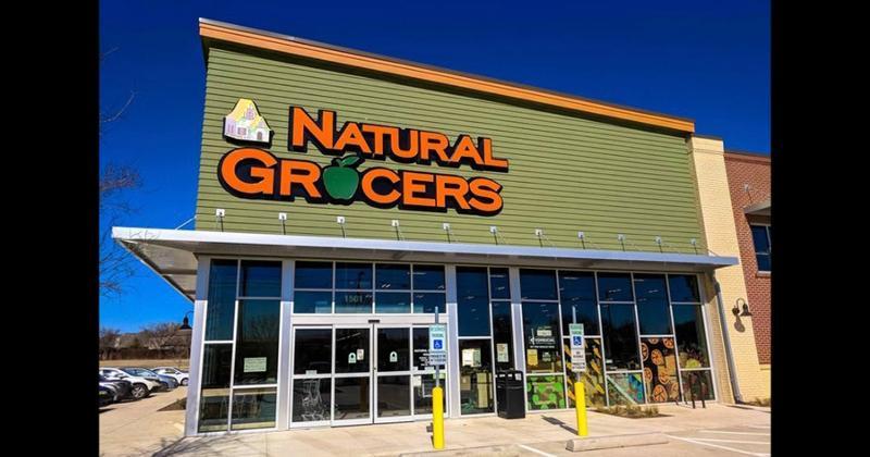 Natural Grocers storefront