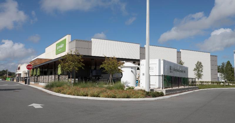 Publix GreenWise Market hydroponics store