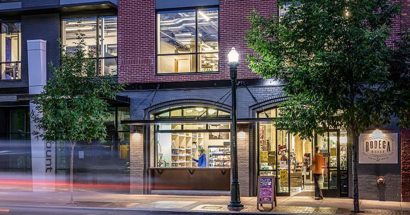 Bodega Boise Feeds Downtown