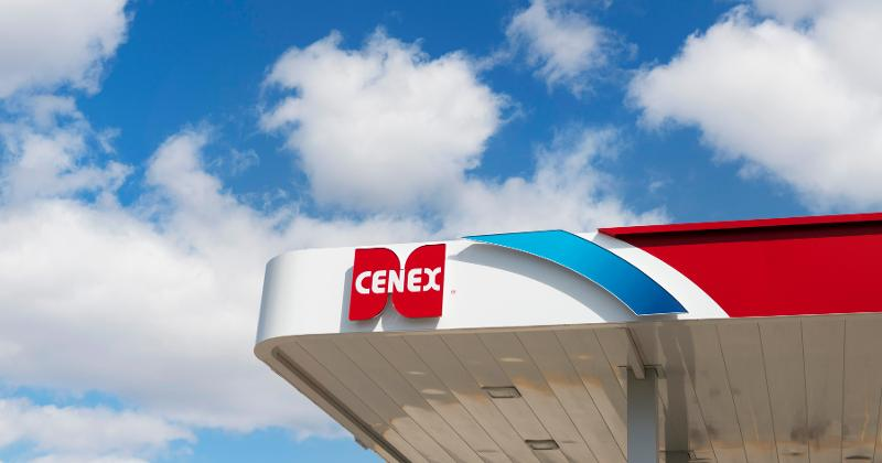 Cenex canopy
