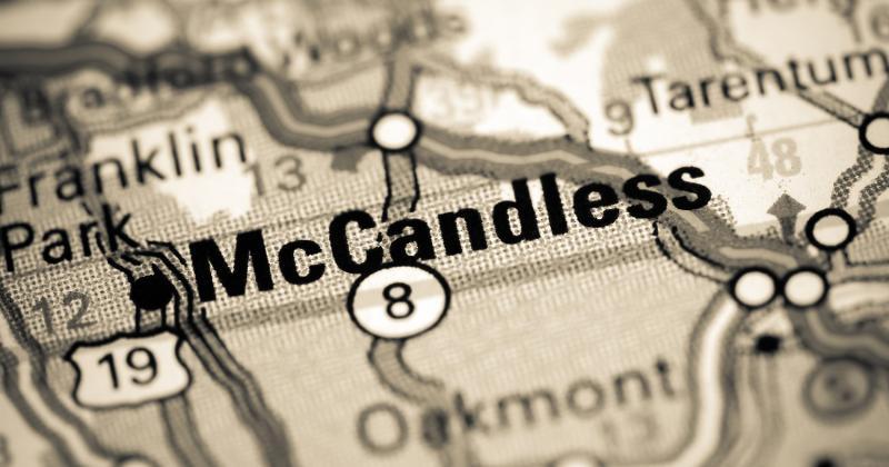 McCandless map