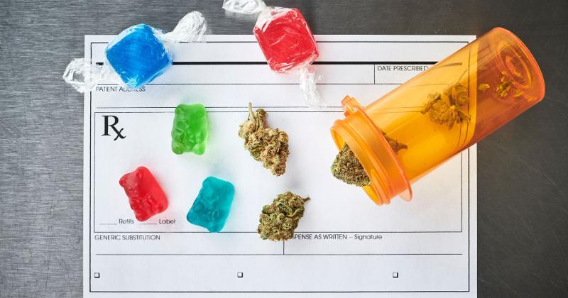 marijuana gummy candies