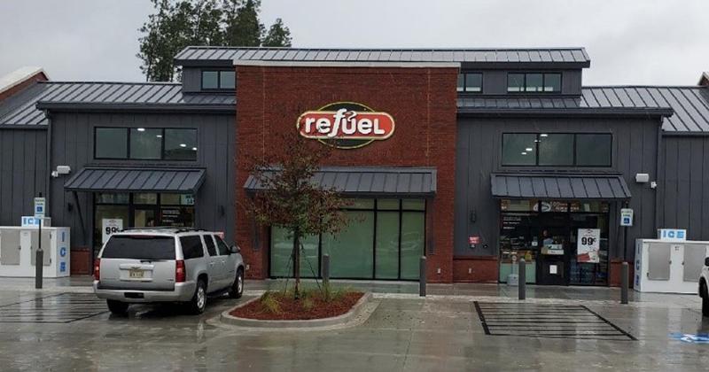 Refuel in summerville SC
