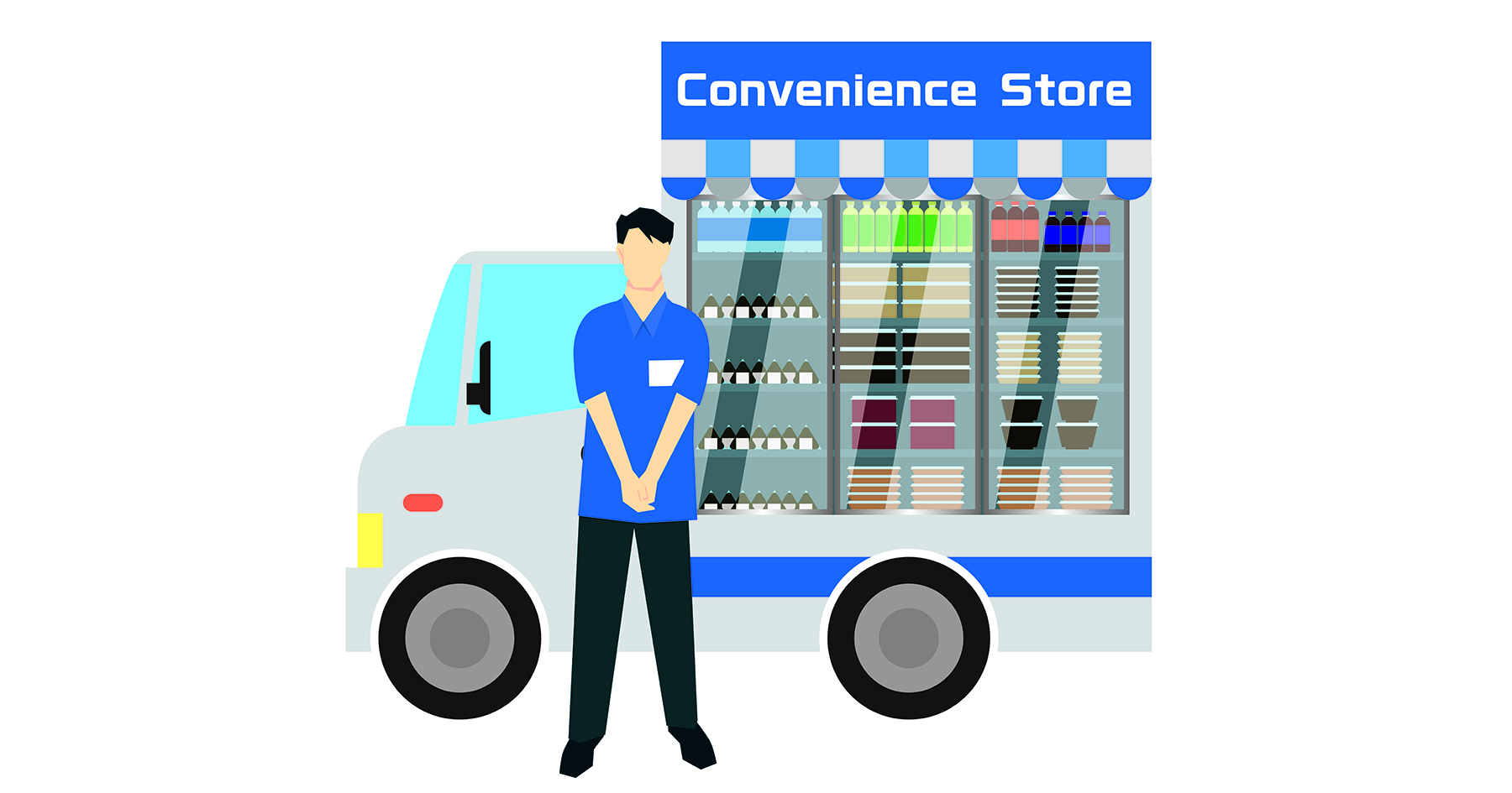 convenience truck