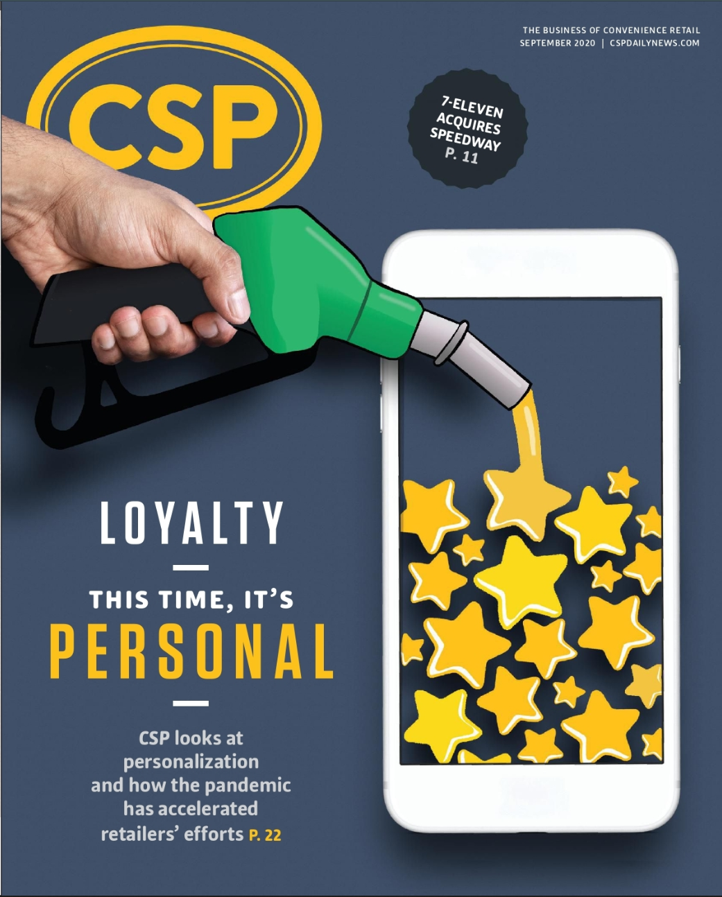 CSP Daily News Magazine Loyalty - This time, it's personal | September 2020 Issue