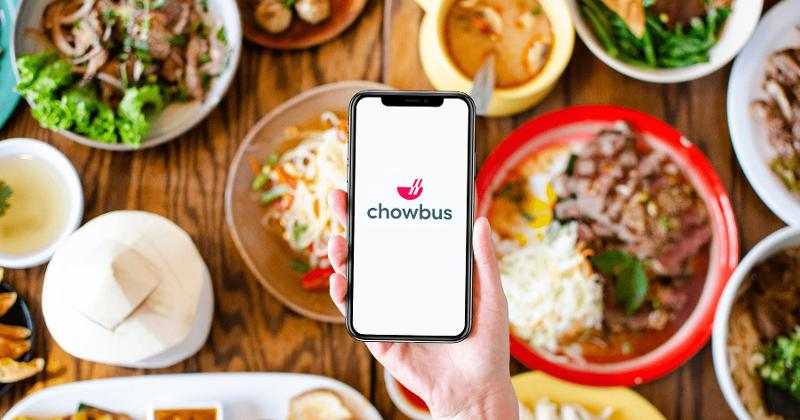 Chowbus Delivery