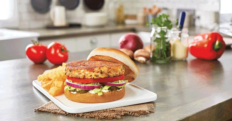 Culver's Veggie Burger